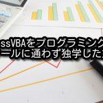 AccessVBAをプログラミングスクールに通わず独学した方法